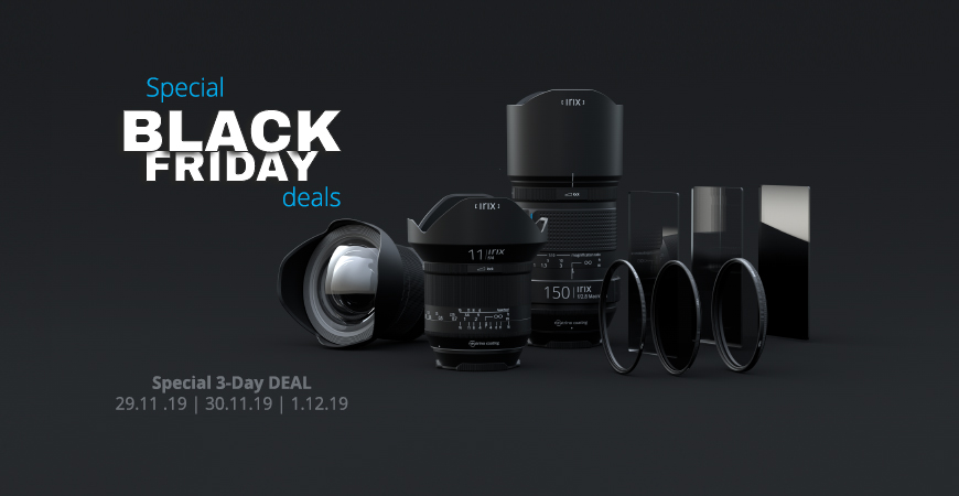 Irix BLACK FRIDAY Deal