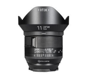 11 mm photo lenses